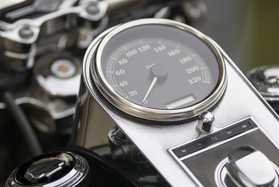 Large Motor Cycle Dial photo