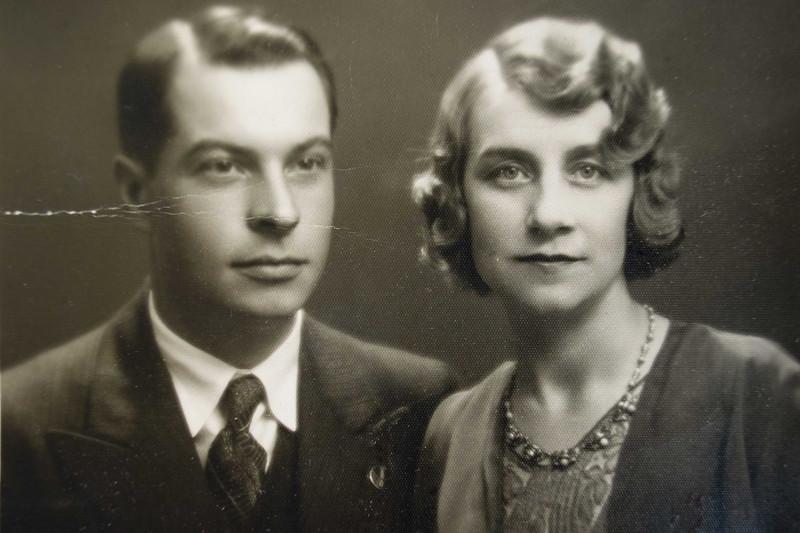 A few days after that, a telegram arrived, saying that Kazys Klimauskas had died.. <br /> This happened in 1953…Poor Mommy, her hopes to finally reconnect with his beloved Kazytis were shattered.<br /> <br /> ~~~~~~~~~~~~<br /> <br /> Ir po poros dienų jau gavome telegramą, kad Kazys Klimauskas mirė. Vienintelis lietuvis buvęs ten su juo – Vladas, parašė mums ir laišką, kad palaidojo jį su popu, pastatė kryžių. Tai buvo 1953 m. ... Vargšė mano Mamytė, jos viltys pasimatyti su mylimu Kazyčiu žlugo buvo 1953 m. ... Vargšė mano Mamytė, jos viltys pasimatyti su mylimu Kazyčiu žlugo
