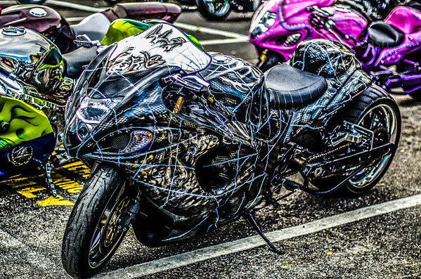 Black Bike Week 2012