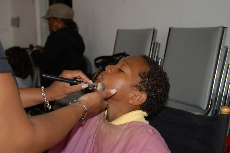 This is 8 year old Tristen, a student at AGC.<br /> <br /> Photo by Isidra Person-Lynn Photo © 2008 Isidra Person-Lynn