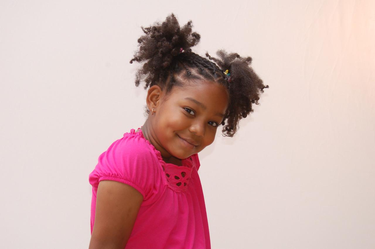 K'la is 7.<br /> Photo by Isidra Person-Lynn Photo © 2008 Isidra Person-Lynn