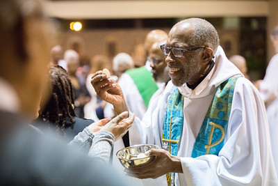 Black Catholic History Month Mass