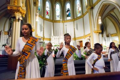 Martin Luther King Jr. Mass