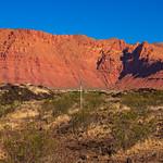 Black Desert & Red Mountain