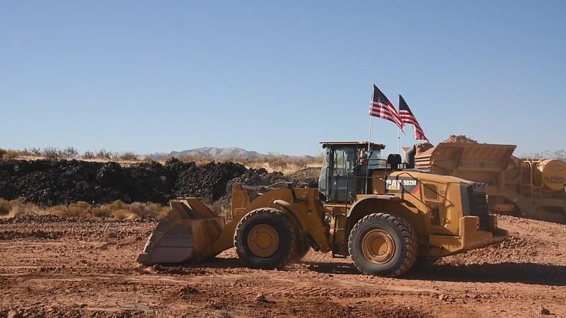 Black Desert Construction - November 2020