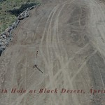 The 18th Hole at Black Desert, 9 April 2021