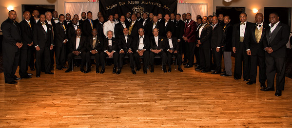 ALPHA PHI ALPHA FRATERNITY, INC. ETA TAU LAMBDA CHAPTER