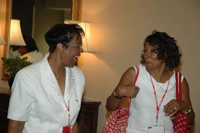 """Sisterhood Luncheon, Meet the Candidates, Public Meeting - """"State of the Black Family""""."""