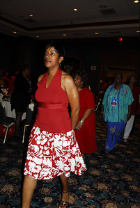 """""""Keeping the Dream Alive"""" Promenade Ballroom (12:30 p.m. - 2:30 p.m.) Crowne Plaza Tulsa Hotel. Introduction of Dais: Honorable Anne-Marie Clarke, Social Action Commissioner"""