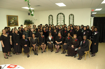 Delta Sigma Theta Sorority, Inc. Founders Day March 2006.
