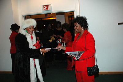 Ebony Fashion Fair Wed Dec 7, 2005.