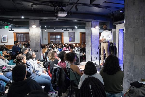2018 Black Heritage Month Kick-Off