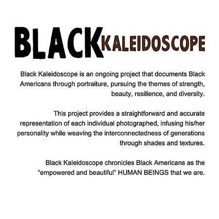Black Kaleidoscope