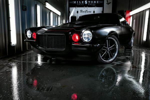 '73 Camaro R/S - The Black Knight