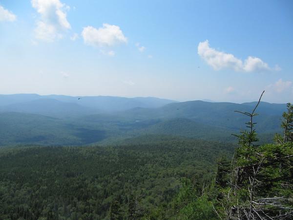 Black Mountain/Sandwich Dome Hike
