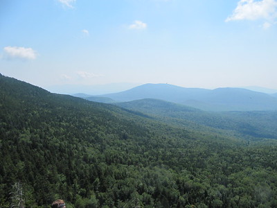 Superb 180 Degree Views of the Lakes Region