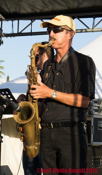 Black Pearl feat. Ginai @ Honolulu Music, Arts & Food Festival 3-15-2015