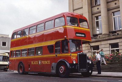 Black Prince Morley FTF702F Queen St Morley Aug 88