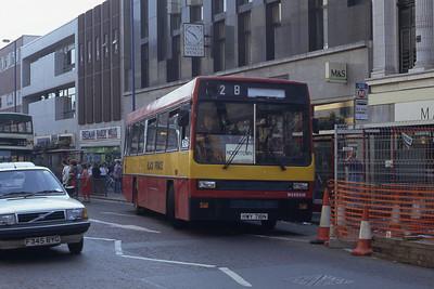 Black Prince Morley HWY718N Briggait Leeds Sep 91