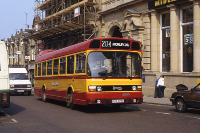 Black Prince Morley BYW370V Queen St Morley Sep 91