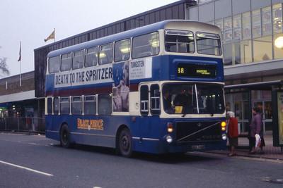 Black Prince Morley JOV749P Crossgates Leeds Mar 96