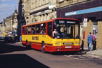Black Prince Morley F113OMJ Queen St Morley Mar 94
