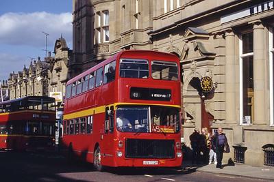 Black Prince Morley JOV772P Queen St Morley Mar 94