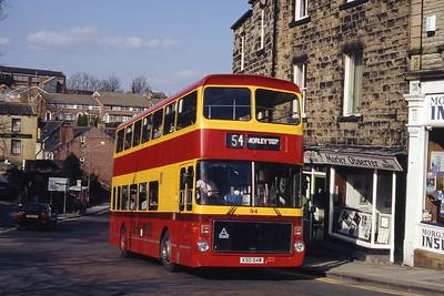 Black Prince Morley KSD94W Queen St Morley 1 Mar 94