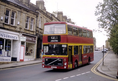 Black Prince Morley C101CUL Queen St Morley Sep 92