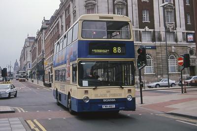 Black Prince Morley FWH461Y Eastgate Leeds Jun 00