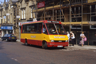 Black Prince Morley G842LWR Queen St Morley Sep 91