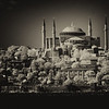 Going through the Bosphorus Strait (infrared)