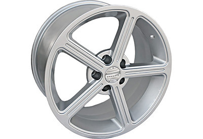 "20"" Steeda Ultralite wheels provided lightweight setup required"