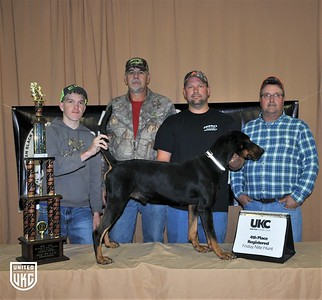 2017 American Black & Tan Days Friday 4th Place Registered