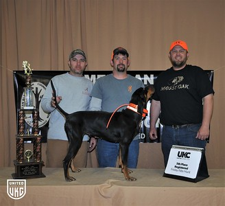 2017 American Black & Tan Days Friday 5th Place Registered
