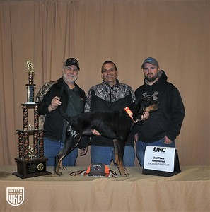 2017 American Black & Tan Days Saturday 3rd Place Registered