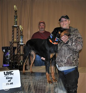 2017 American Black & Tan Days King Of Hunt