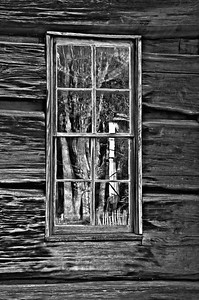 Window Study 04  (B&W)