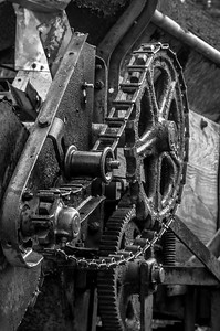 Gears at work