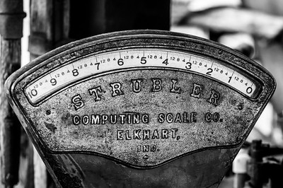 Strubler Computing Scale