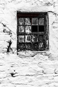 Window Study 03 (B&W)