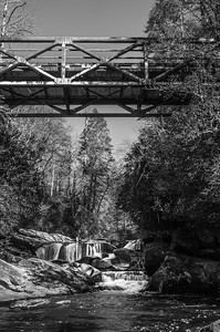 Iron Bridge Downstream (BW)