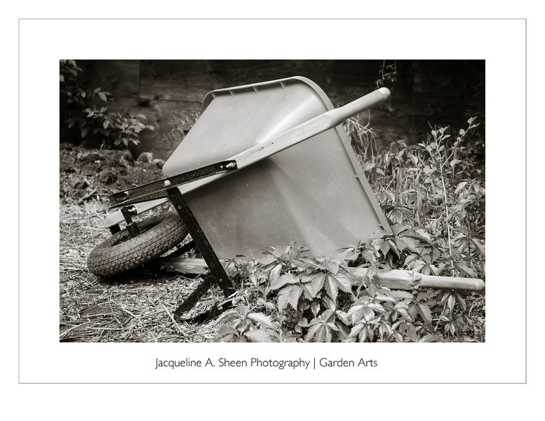 Garden Arts Wheel Barrow