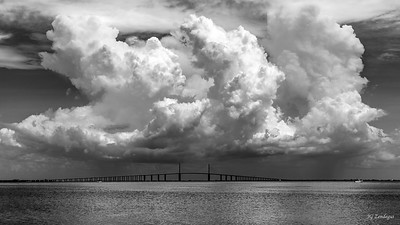 Stormy Skyway