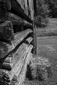 Hay and Barn