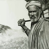 """The Shepherd"" (charcoal) by Sadhana Solanki"
