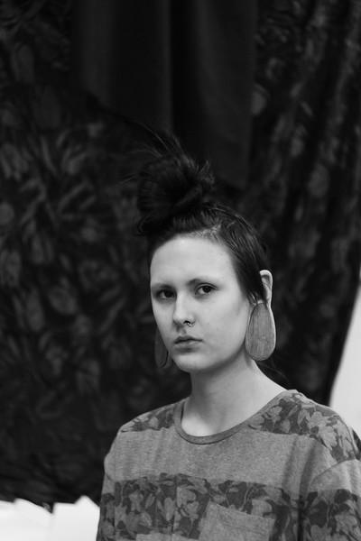 """""""Look Into My Eyes"""" (photography) by Nastazja Starnovskaya"""