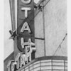 """Totah Theatre"" (graphite) by Cheryl Godin"