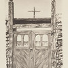 """Gateway"" (graphite) by Carmen Badeau"