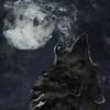 """""""Game of Wolves I"""" (felt) by Susanne Weber"""